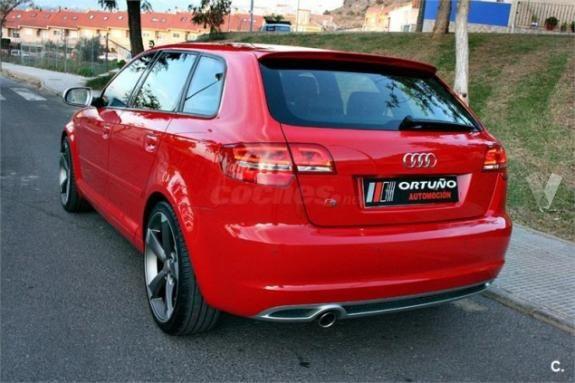 Audi A3 Sportback 2 0 Tdi 140cv Ambition 5p En Murcia Vibbo 77765955 Anuncios Clasificados De Segunda Mano