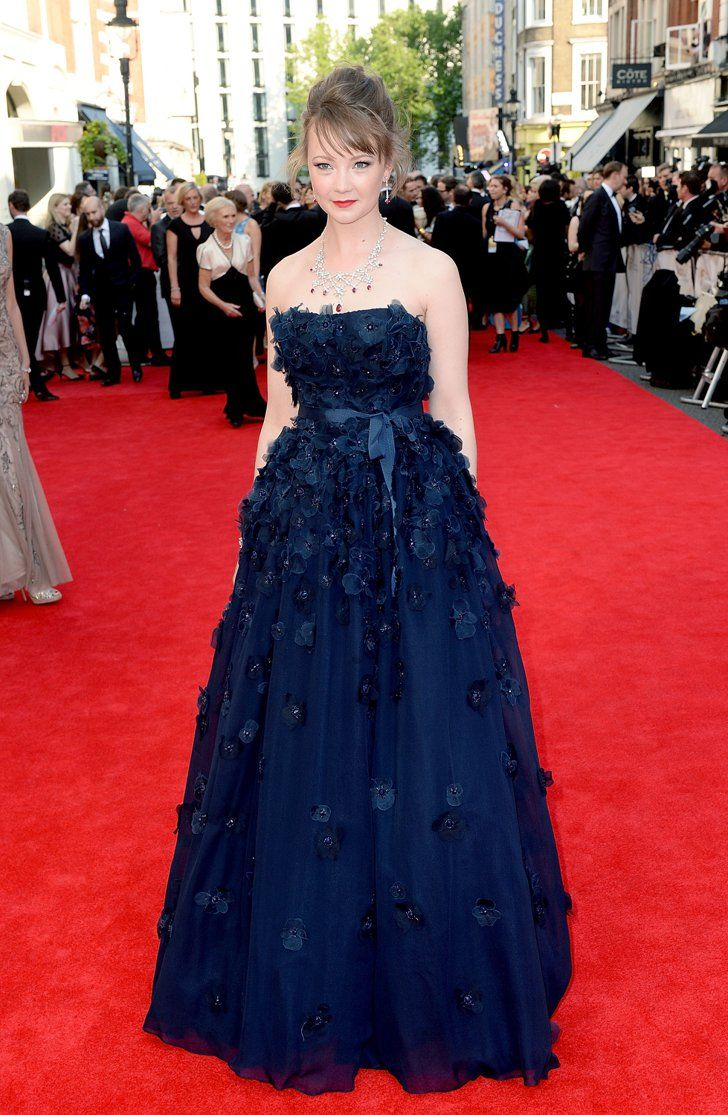 Pin for Later: Red Carpet Recap: What Everyone Wore to the 2014 TV BAFTAs Kerrie Hayes