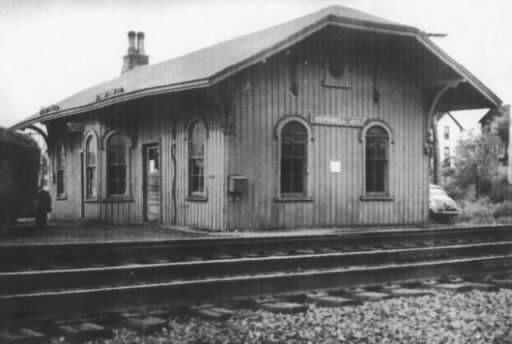 1940 railroad stations - Google Search
