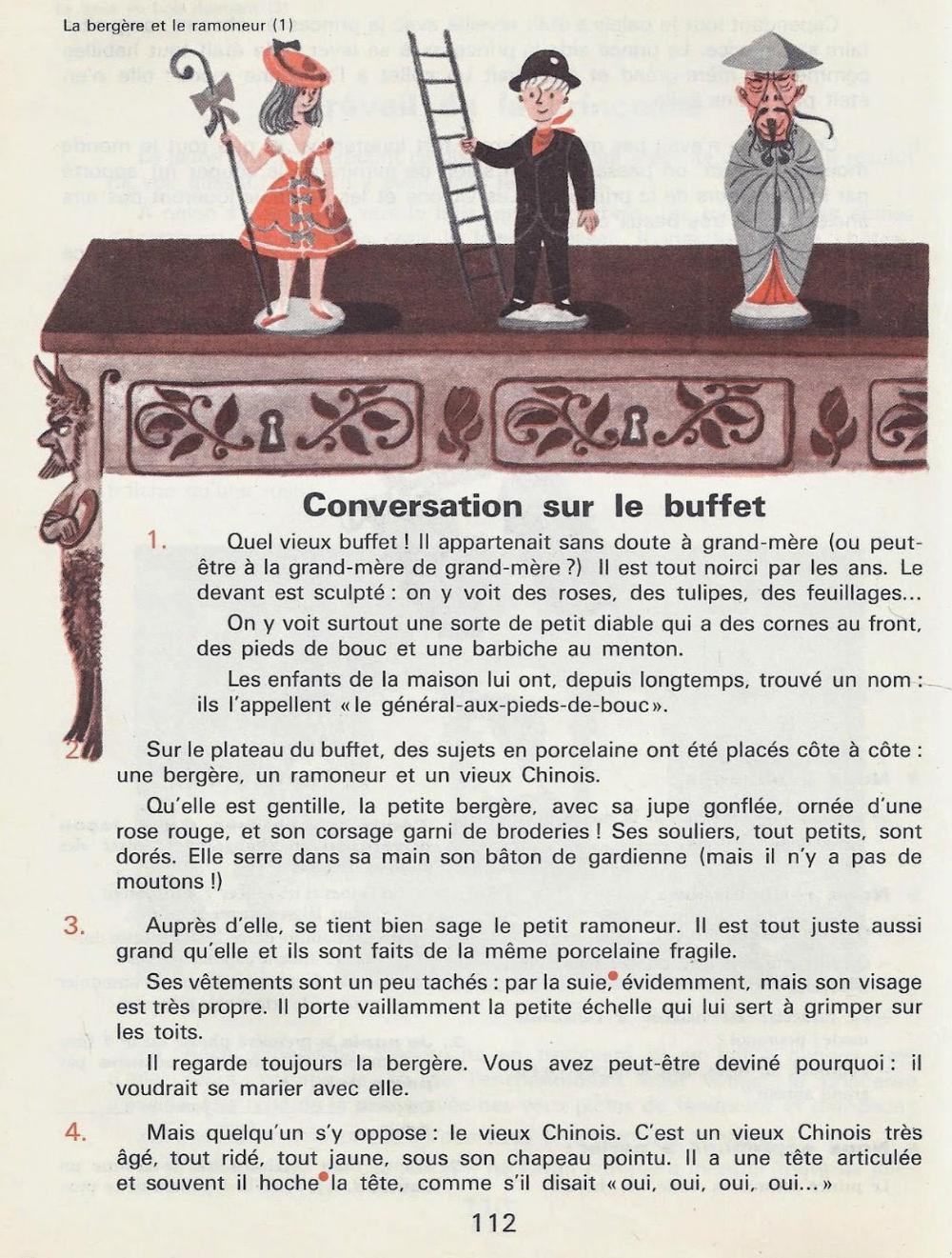 La Bergere Et Les Ramoneurs : bergere, ramoneurs, Bergère, Ramoneur, (Andersen), French, Language, Lessons,, Teaching, French,, Lessons