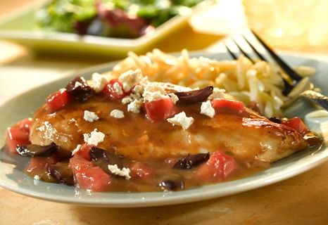 Chicken Balsamico - Fantastic!!!