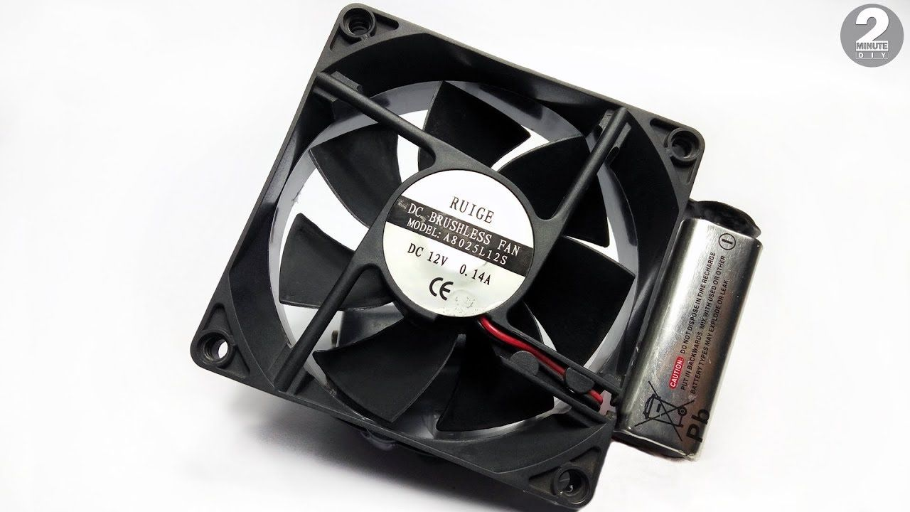 3 Awesome Life Hacks Cooling Fan Computer Case Pc Computer