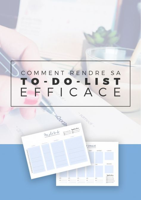 Rendre sa to-do list efficace Organizations, Bullet and Journal - Lire Un Plan De Maison