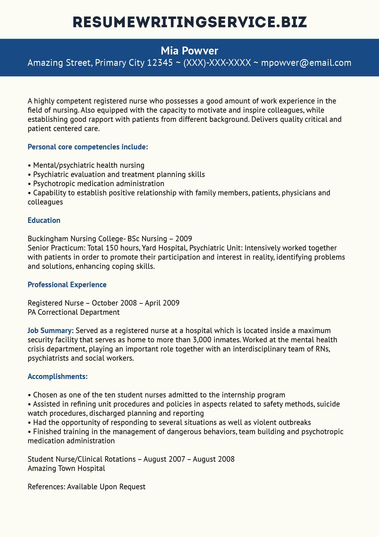 Finest Rn Resume Sample Rn Resume Student Nurse Resume Nursing Resume