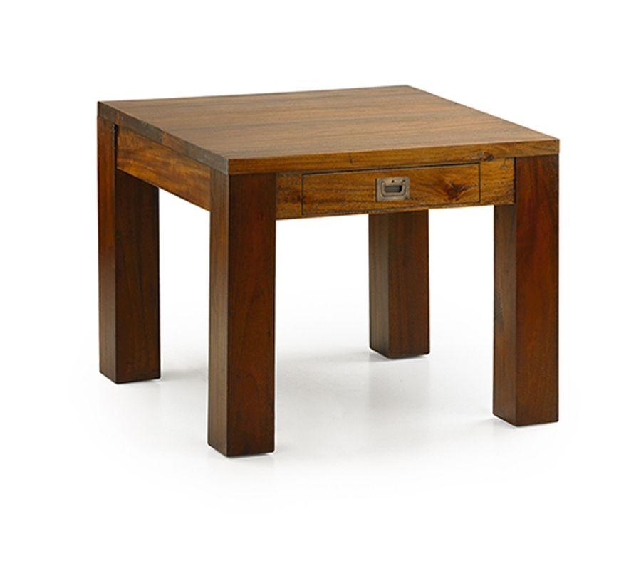 68a88994c28624 Découvrez notre produit Table basse 60 appartenant à l´ambiance Acajou. Le  produit Table