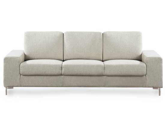 Oregon Sofa Khaki Dania Furniture 599