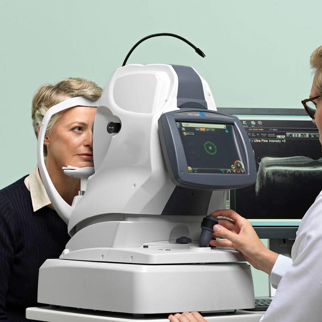optometrist in North York