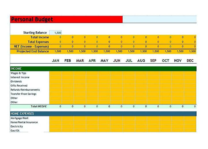 budget template blank , Cool Budget Template Google You Definitely - blank preadsheet