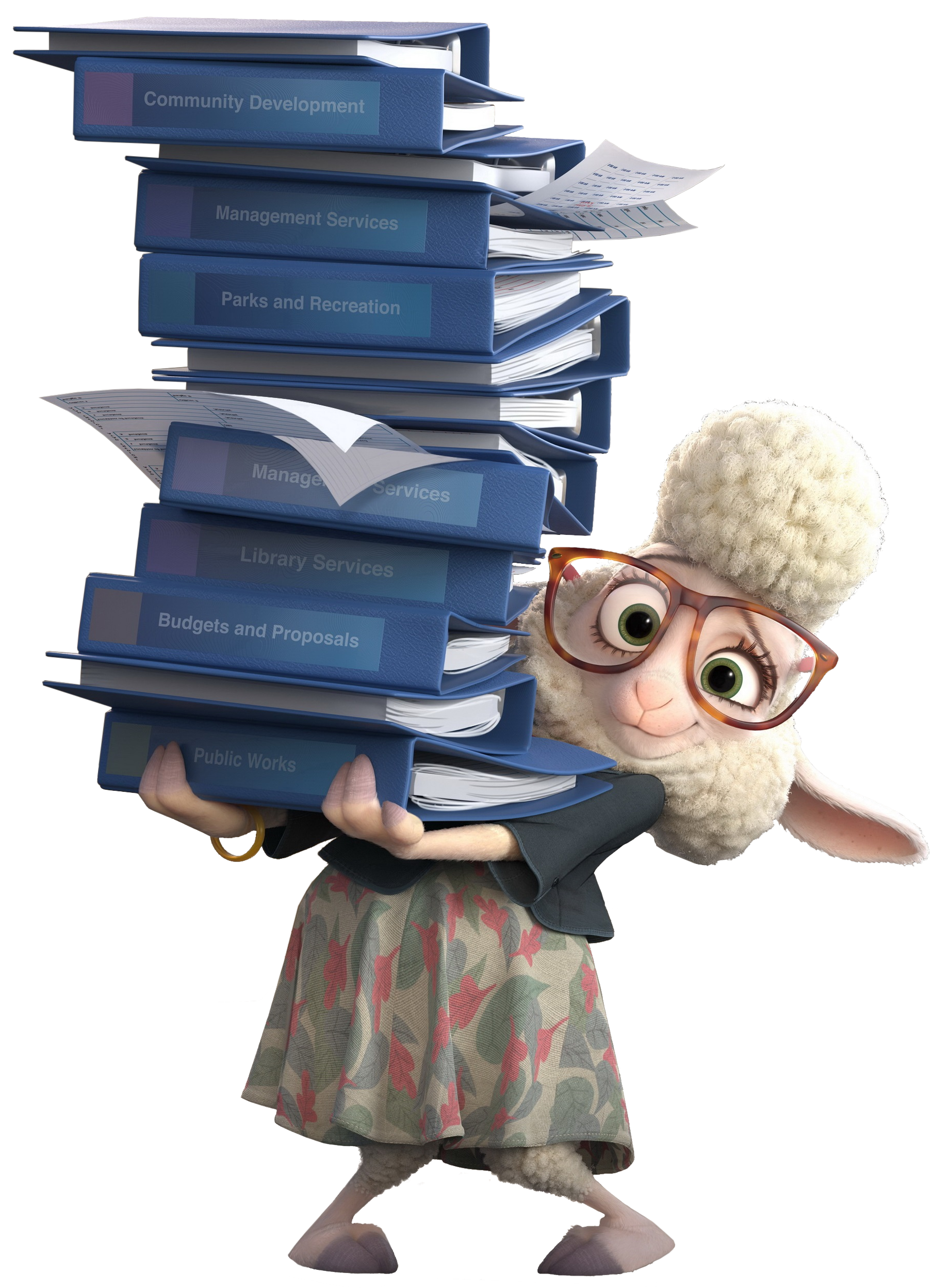 Assistant Mayor Bellwether Is The Main Antagonist Of The 2016 Disney Animated Feature Film Zootopia Bellwether Wa Zootopia Characters Disney Zootopia Zootopia