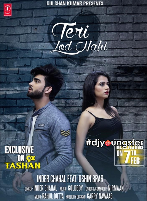 Teri Lod Nahi Inder Chahal Download Mp3 Djyoungster Mp3 Song Mp3 Song Download Songs
