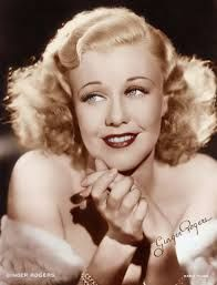 Ginger Rogers July 16, 1911 – April 25, 1995) an actress, dancer, and singer
