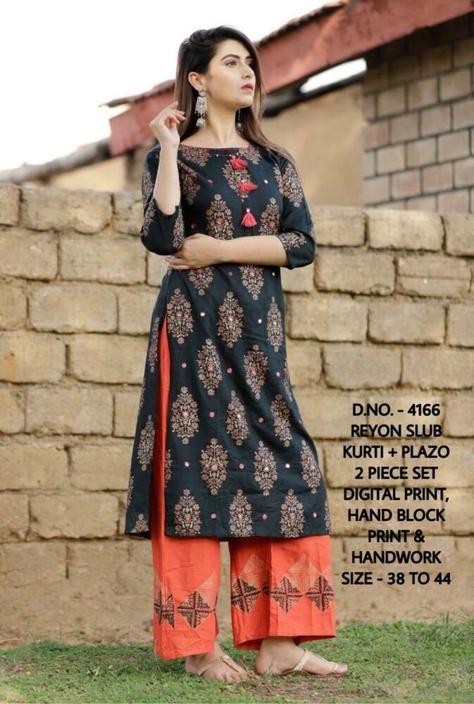 Anarkali Indain Women Ethnic Designer Kurta Kurti Party Wear Top Tunic Dress