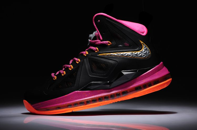finest selection 4705f 56d8a Womens Lebron shoes 2013 Nike Lebron X Floridians Pink