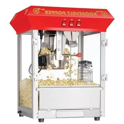 #Popcorn #Popper #Machine #Vintage #Commercial #Quality #Tabletop #Movie  #Theater #Kitchen Style | #eBay   Https://t.co/tVJPQ0iknZ