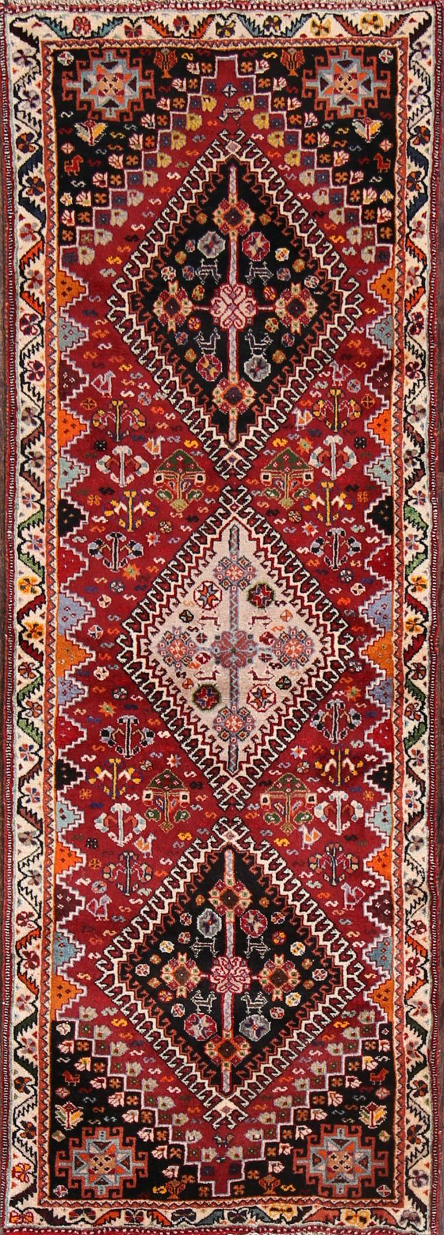 2x6 Abadeh Nafar Persian Rug Runner - Rug Source