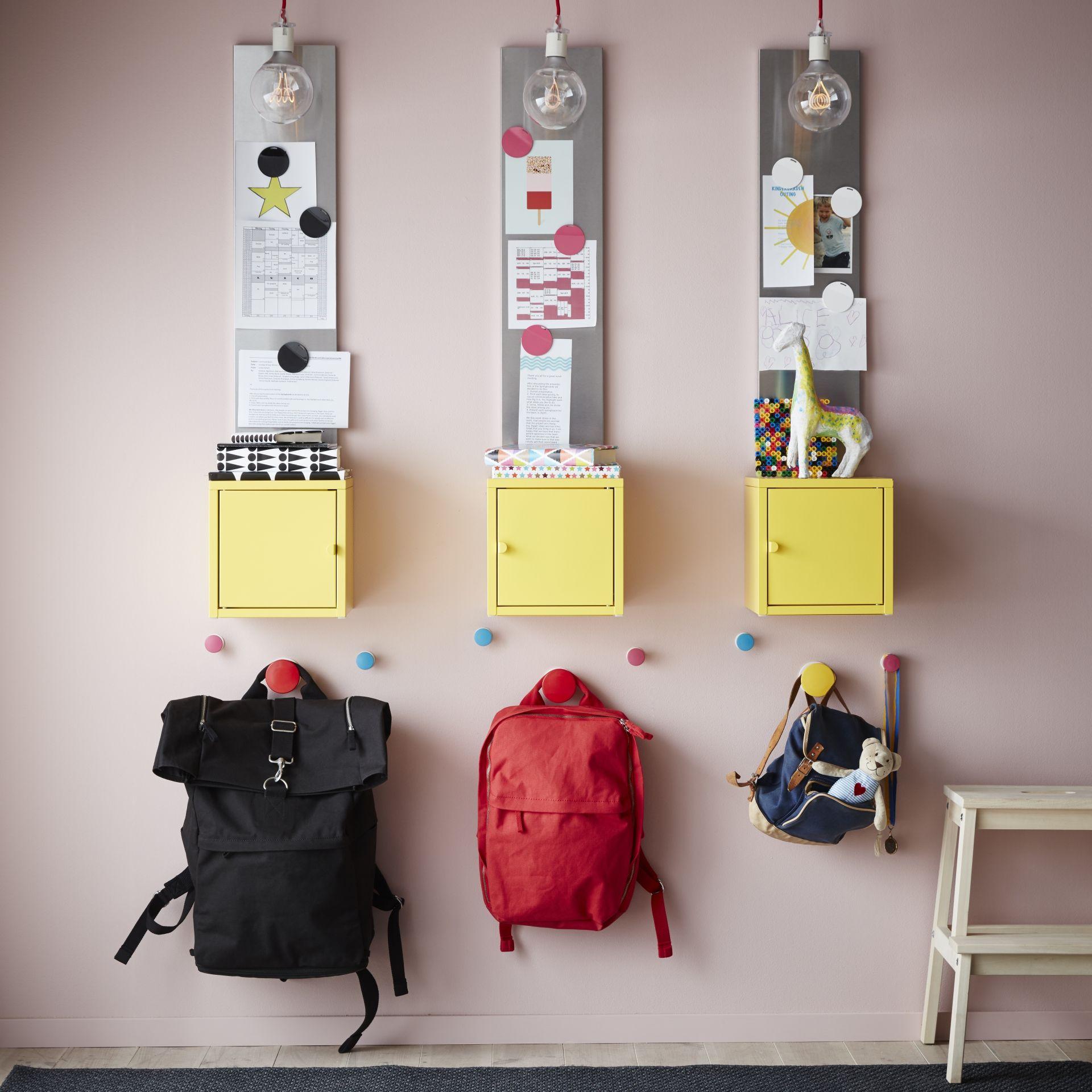 Viven Juntos Pero No Revueltos Tiles Pinterest Ikea Hack  # Ikea Etegere Cube Modulo Bois
