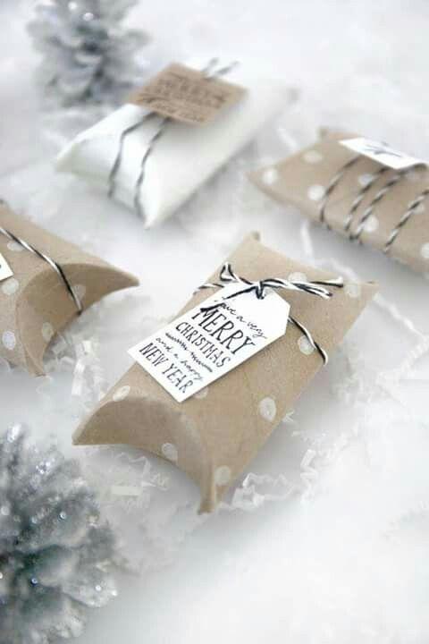 Scatole Per Regali Di Natale.Scatoline Scatoline Regali Di Festa Idee Per Regali E Scatole