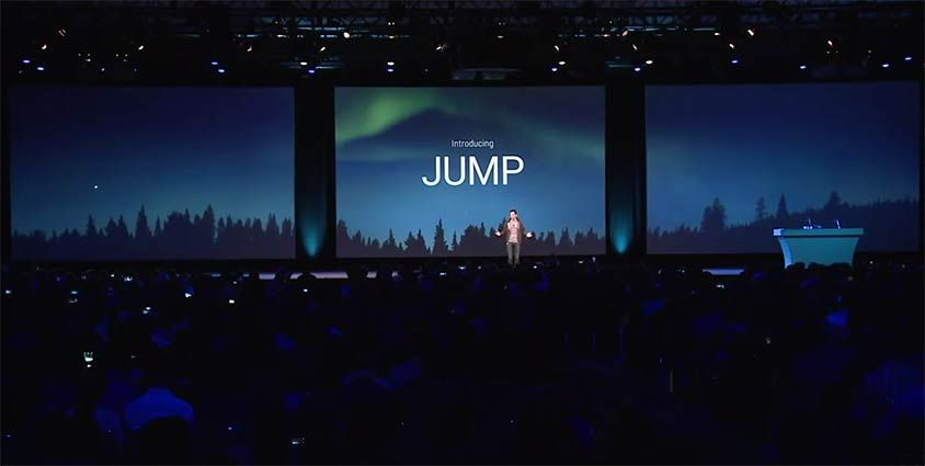 Google jump is a virtual reality system for everybody