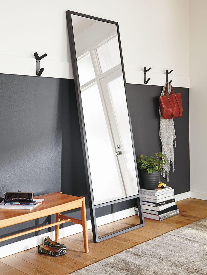 American-made mirrors - Room & Board | styling entryways | Pinterest ...