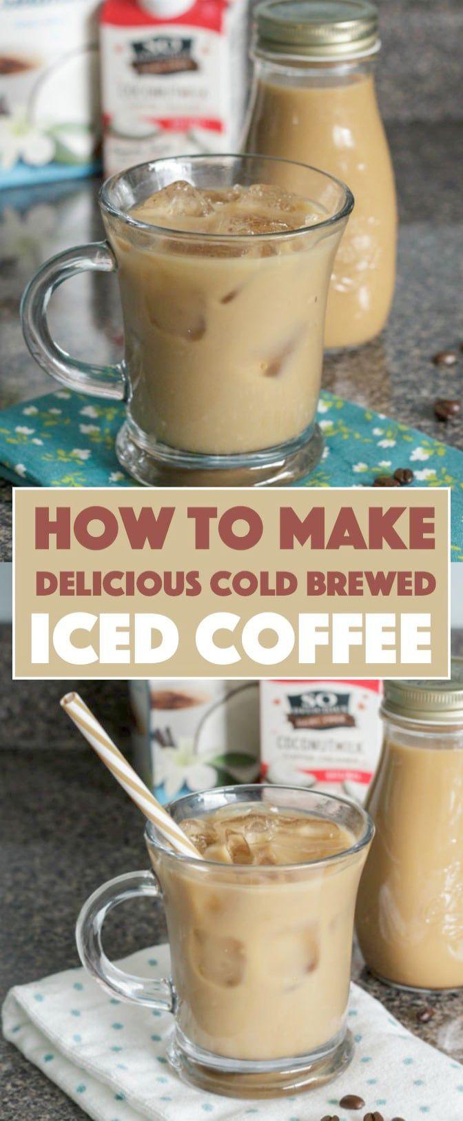 Best Coffee Drinks With Coconut Milk Coffee Meets Bagel Ipo Coffee Near Me Tripadvisor Across Iced Coffee Recipe Easy Cold Coffee Recipes Iced Coffee Drinks