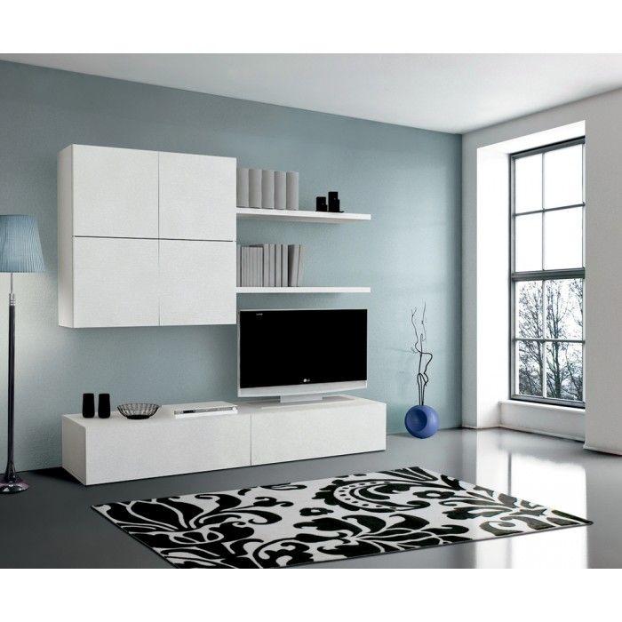 parete attrezzata 2 metri - cerca con google | living-room ... - Soggiorno Pareti Attrezzate 2