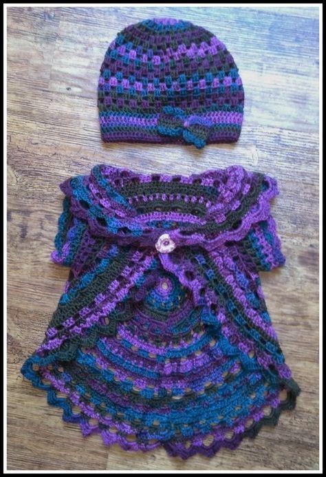 Fannysbuntewelt Meine Erste Kreisjacke Gr86 Crochet Baby