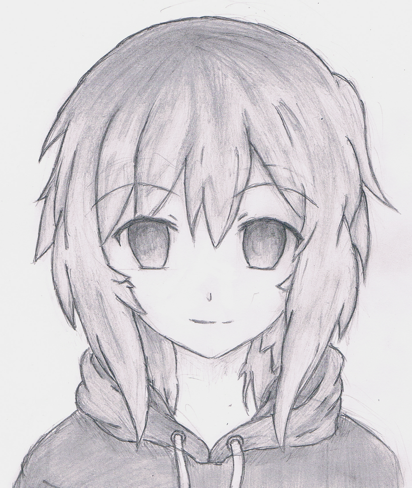 Drawing Myself Anime Style By Regexx On Deviantart In 2020 Anime Manga Drawing Tutorials Anime Drawings