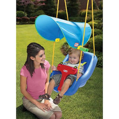 NEW Little Tikes Outdoor Playground/Yard Sun Safe Swing Canopy Infant /Toddler  sc 1 st  Pinterest & NEW Little Tikes Outdoor Playground/Yard Sun Safe Swing Canopy ...