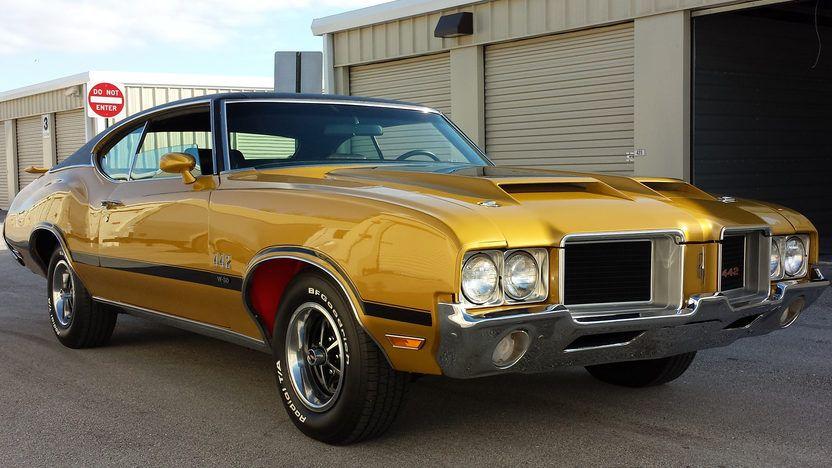 1971 Oldsmobile 442 | F158 | Harrisburg 2014 | Mecum Auctions