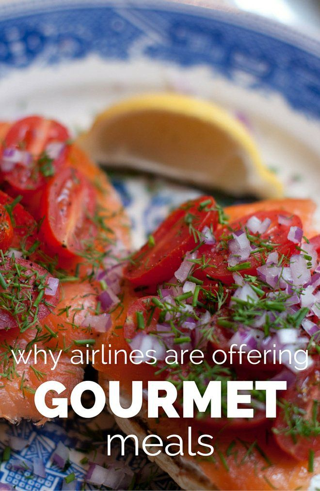 Fine Dining at 30,000 Feet Why More Airlines Are Offering