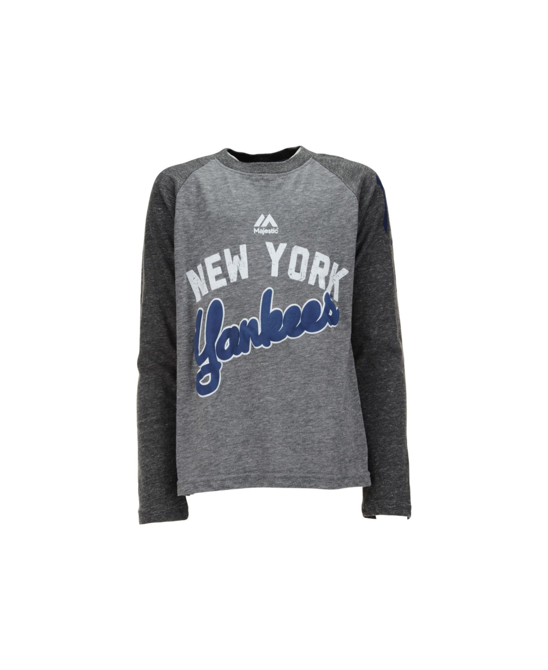 9fdc72d7f Majestic Boys' New York Yankees Striker Raglan T-Shirt | Products ...