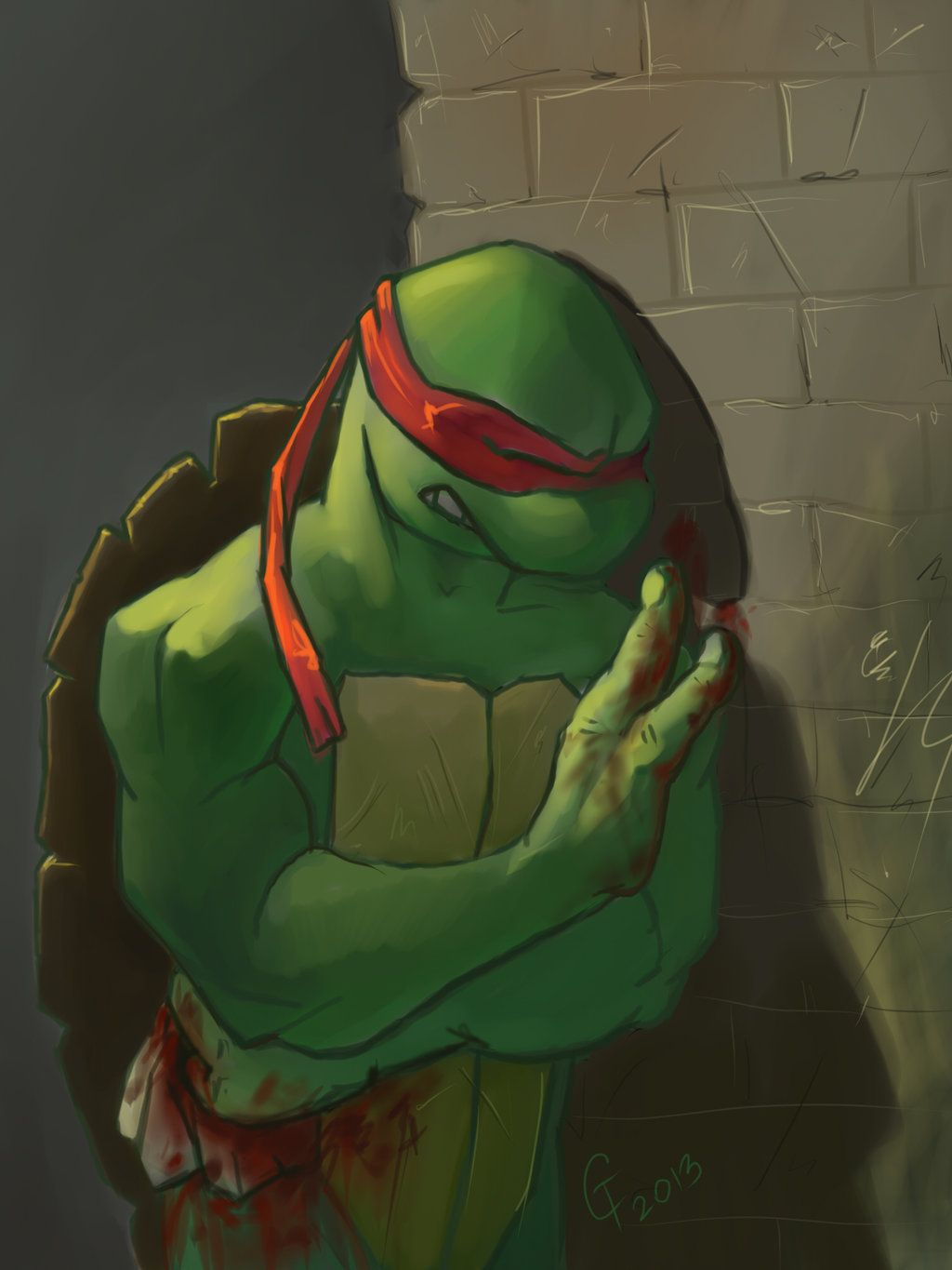Raph Leo Tmnt By Pax77vibiscum7astras Deviantart – Quotes of