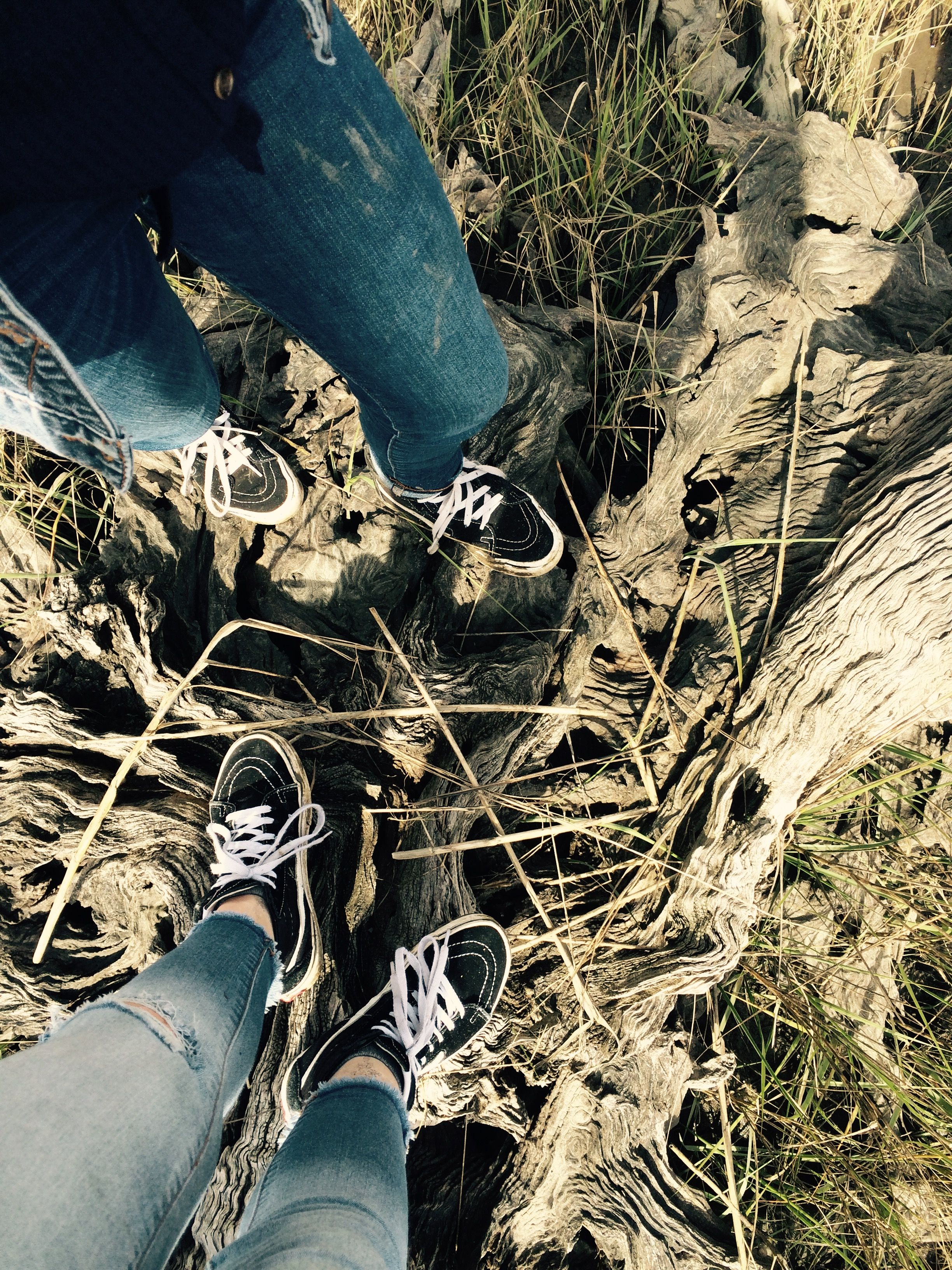 hiking in vans shoes