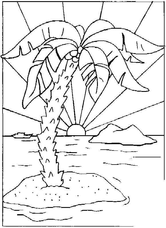 Como Pintar Uma Ilha Pesquisa Google Desenhos Para Mosaico