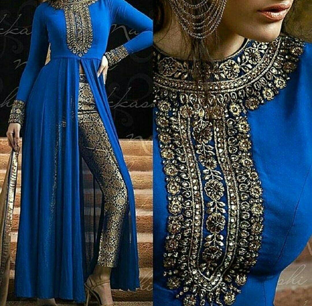 Perfecto Patrones De Costura De Ropa De La India Patrón - Manta de ...