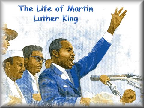 Homework help martin luther king