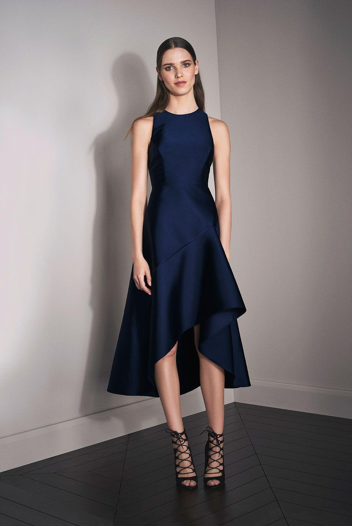 Satin Fashion Dresses