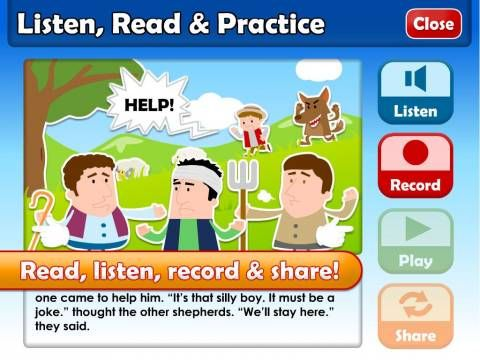 Pin by Appysmarts on Kid's Learning Activities   English