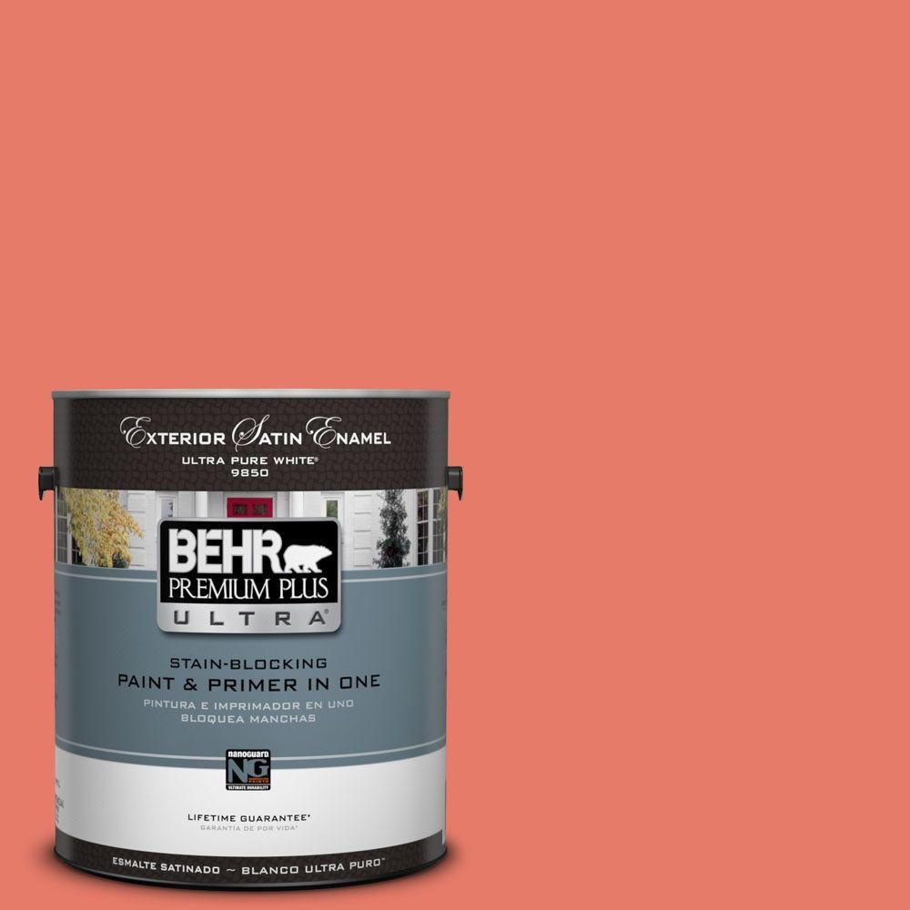Painting Walls In Shades Of Melon: Behr Watermelon Slice - Google Search
