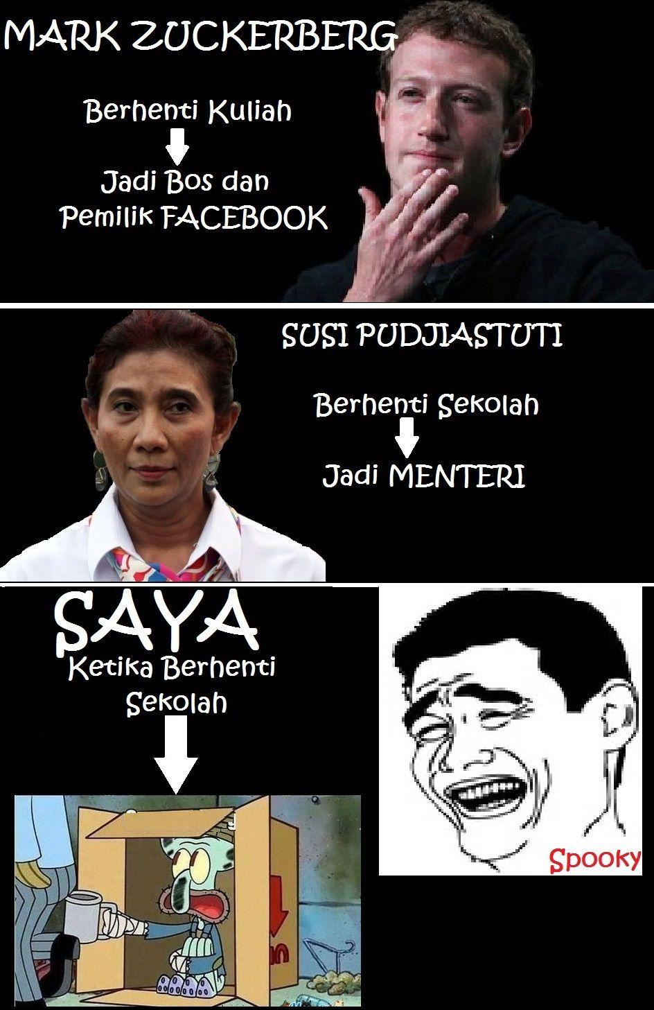 Ketika Om Maddog Bikin Status Si Mark Zuckerberg Pun Tunduk