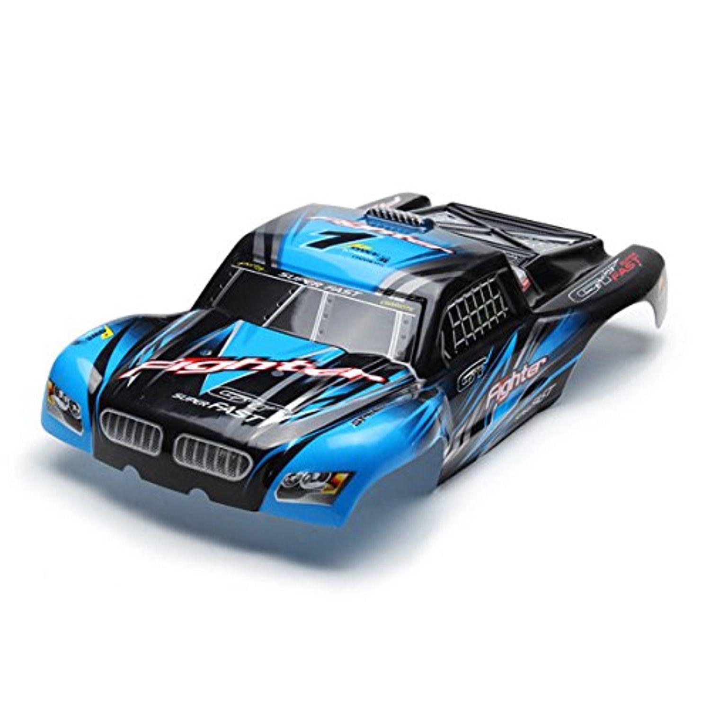 Keliwow Rc Car Body For 1 12 1 10 Rc Car Shell Fy Ck03 Blue