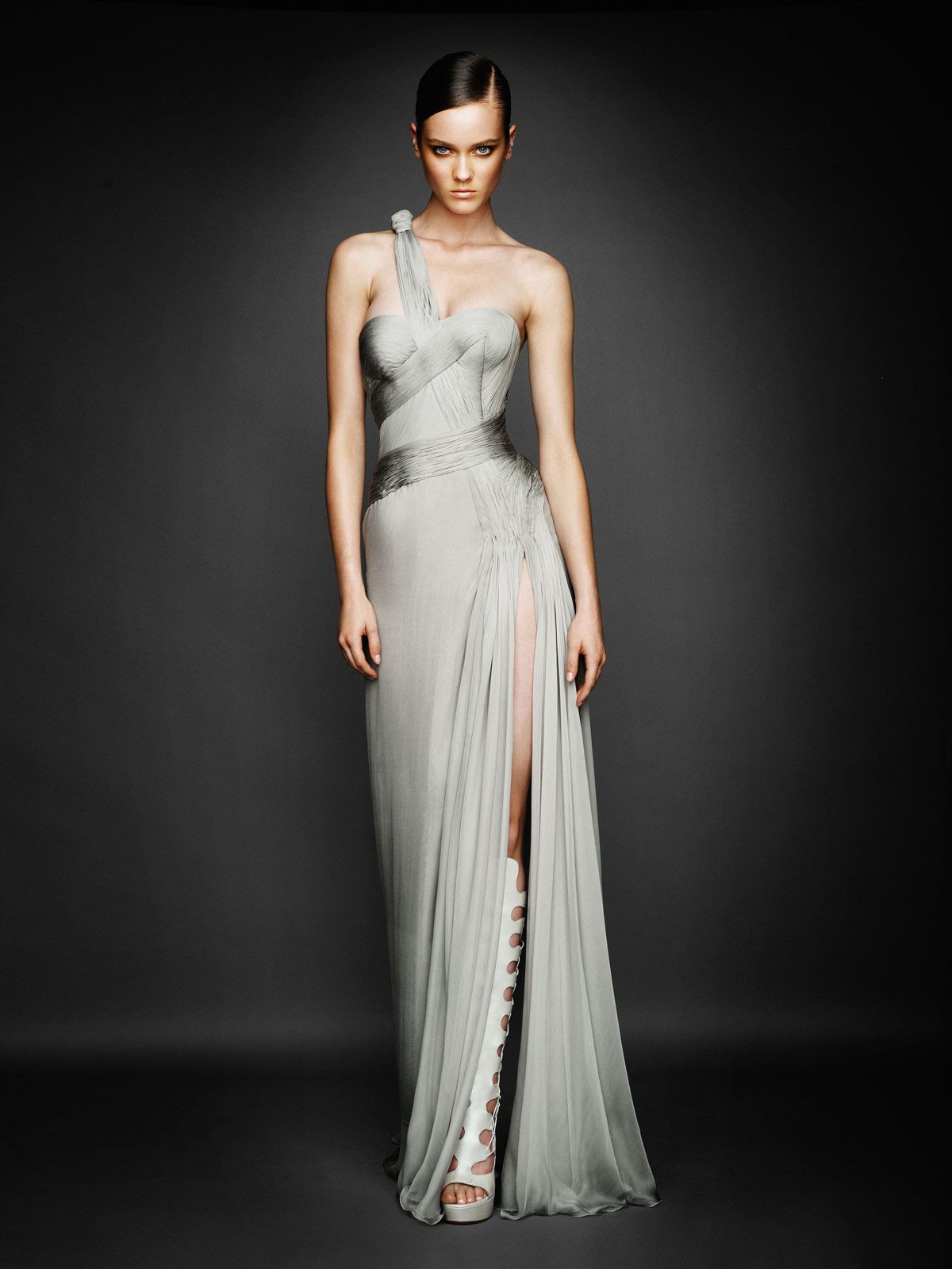 Versace Evening Dresses | Silk Evening Gowns – Shop for Silk Evening ...
