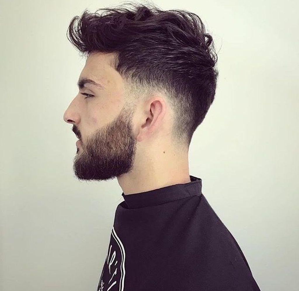 20 Captivating Short Undercut Hairstyle Ideas For Mens Gaya Rambut Pria Potongan Rambut Pria Rambut Pria