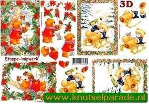 Nieuw bij Knutselparade: 2326 Le Suh knipvel kerst 4169 390 https://knutselparade.nl/nl/kerstmis/2379-2326-le-suh-knipvel-kerst-4169-390.html   Knipvellen, Kerstmis -  Le Suh