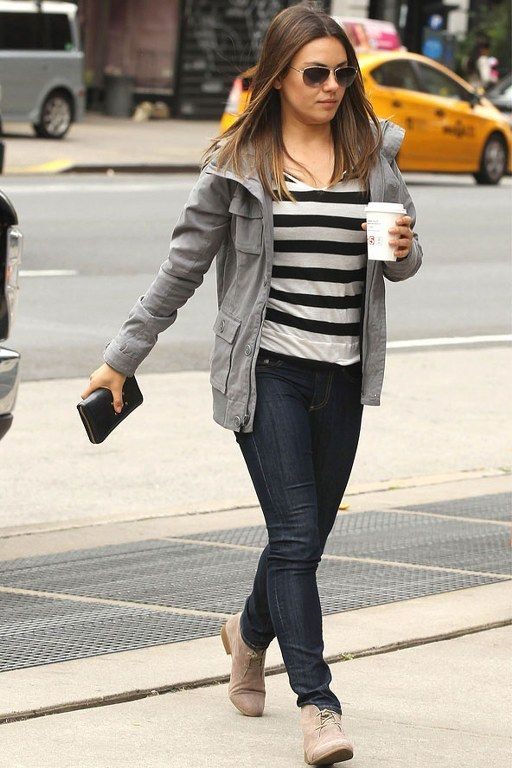 Mila Kunis Street Style Nfashion Mila Kunis Street Style