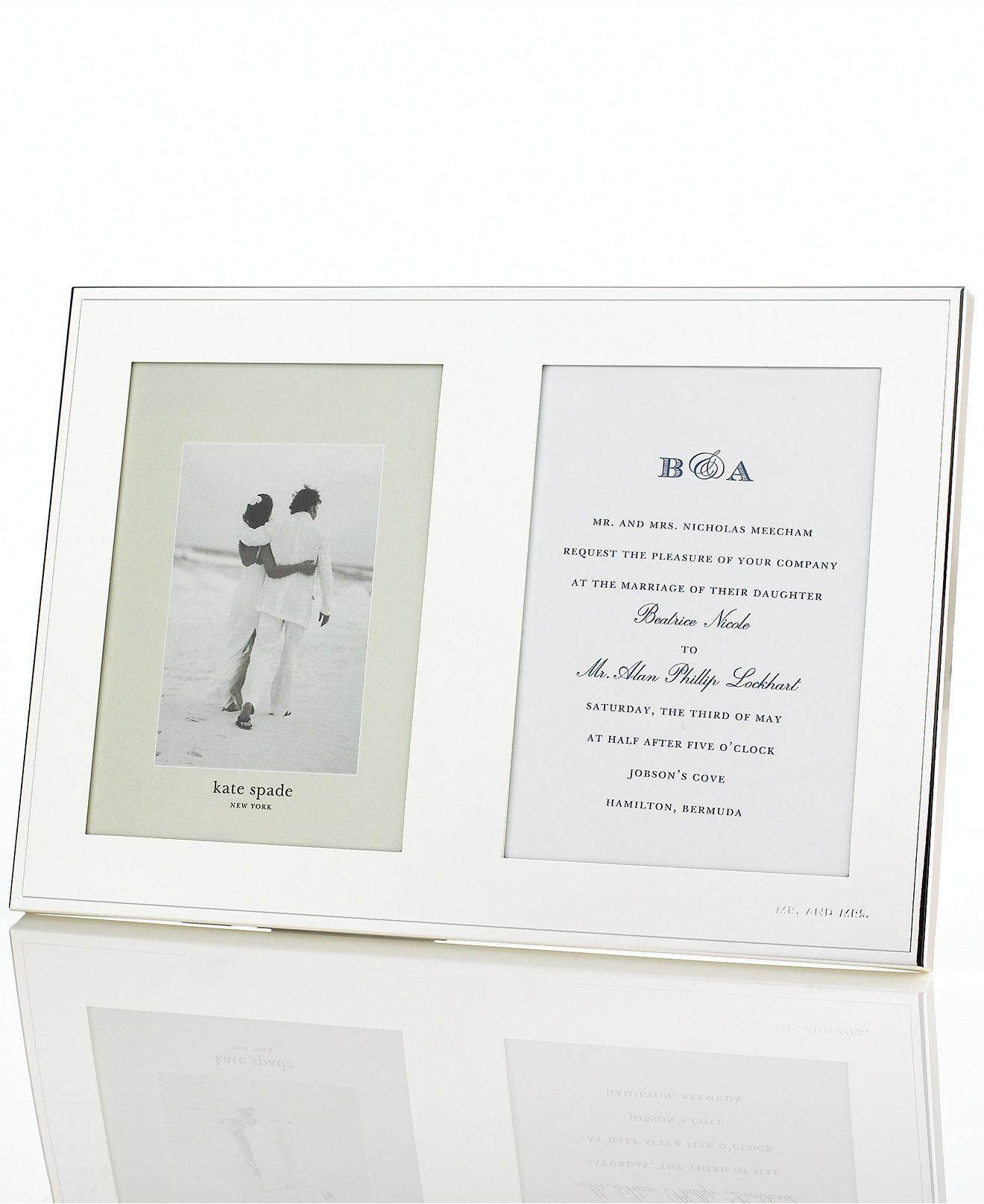 Darling Point Double Invitation Frame For The Home Pinterest