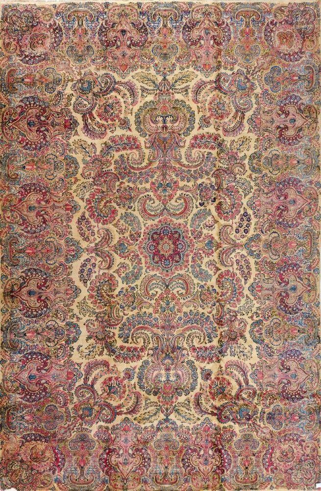 Persian Kerman Lavar Rug Matt Camron Gallery Rugs