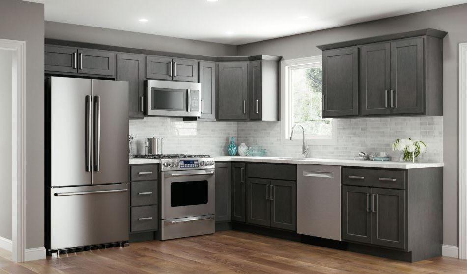 Kwp Georgetown Slate Kitchen Remodel Small Kitchen Cabinet Styles Slate Kitchen