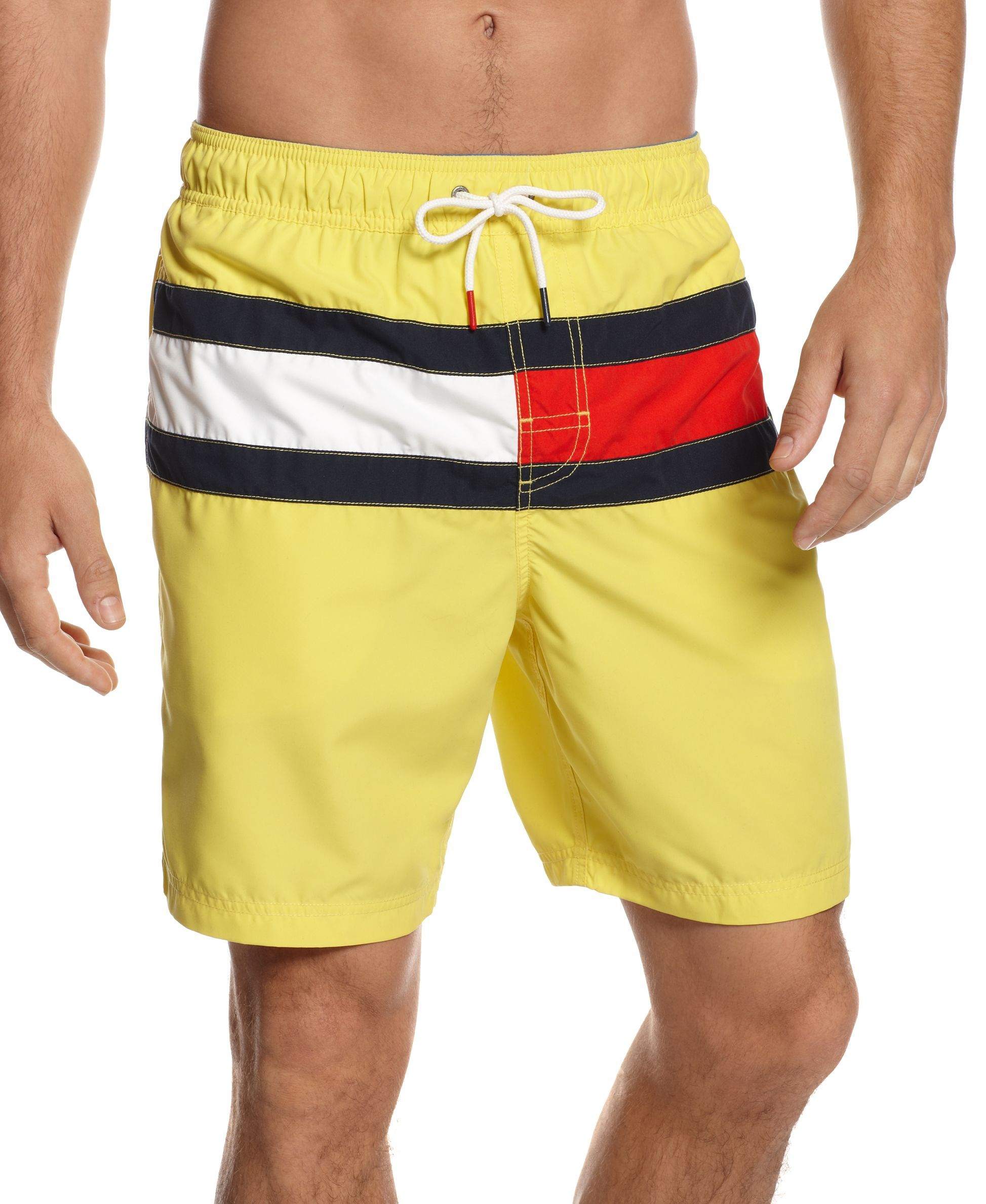 4f7b683d Tommy Hilfiger Flag It Swim Trunks | Cool stuff 51 | Trunks swimwear ...