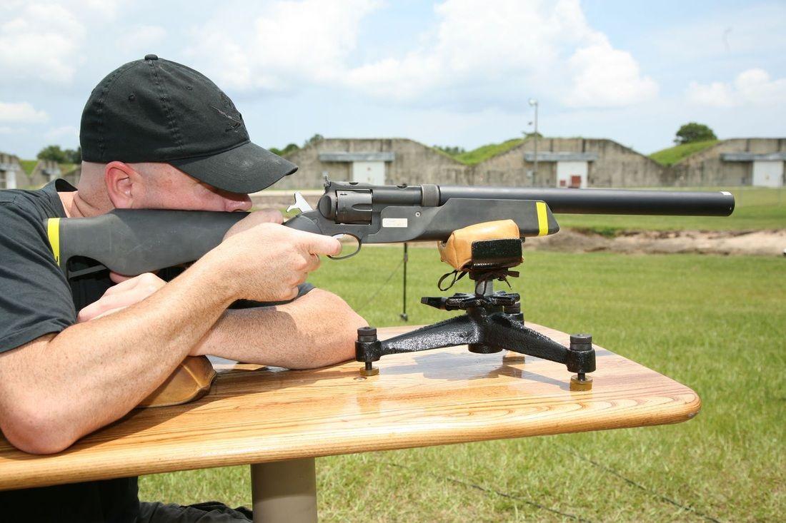 48++ Revolver rifles information